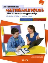 John A. Van de Walle et LouAnn H. Lovin - L'enseignement des mathématiques - Tome 3.