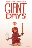 John Allison et Max Sarin - Giant Days Tome 5 : .