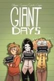 John Allison et Max Sarin - Giant Days Tome 6 : .
