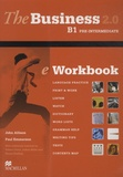 John Allison et Paul Emmerson - The Business 2.0 - B1 Pre-intermediate Student's Book ; e-Workbook. 1 Cédérom