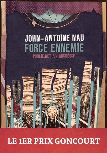 Force ennemie. publie.net & ArcheoSF vous proposent le premier prix Goncourt en numérique