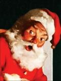 John Atkinson - Père Noël - Calendrier de l'Avent.