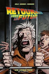 John Barber et Bob Gale - Retour vers le futur Tome 5 : Une longue peine.