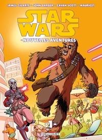 John Barber et James Gilarte - Star Wars - Nouvelles Aventures Tome 1 : .