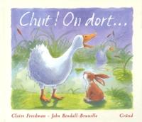 John Bendall-Brunello et Claire Freedman - .