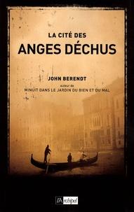 Il télécharge un ebook La cité des anges déchus par John Berendt
