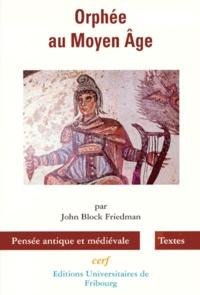 John Block - Orphée au Moyen-âge.