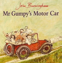 John Burningham - Mr Grumpy's Motor Car.