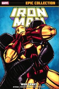 John Byrne et John JR Romita - Iron Man - War Games.