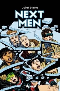John Byrne - NextMen Tome 1 : .