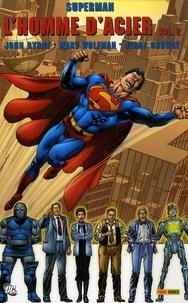 John Byrne et Marv Wolfman - Superman : l'homme d'acier Tome 2 : .