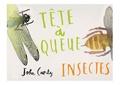 John Canty - Tête à queue - Insectes.