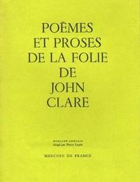 John Clare - Poèmes et proses de la folie.