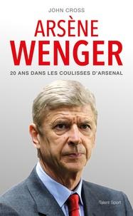 Histoiresdenlire.be Arsène Wenger - 20 ans dans les coulisses d'Arsenal Image