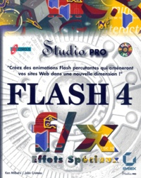 Flash 4 f/x Effets Spéciaux. Edition avec CD-ROM.pdf