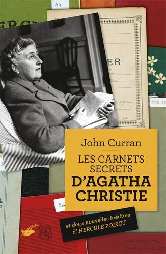 Les carnets secrets d'Agatha Christie. Cinquante ans de mystères en cours d'élaboration