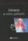 John D. Firth et Claire Nicholl - Gériatrie et soins palliatifs.