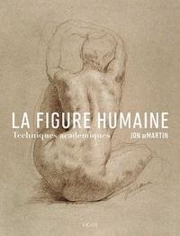 John DeMartin - La figure humaine - Techniques académiques.
