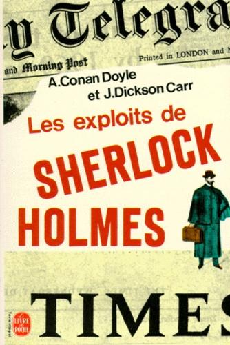 John Dickson Carr et Arthur Conan Doyle - .