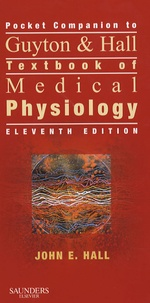 Galabria.be Pocket Companion to Textbook of Medical Physiology Image