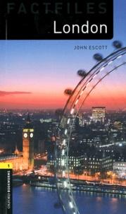 John Escott - London.