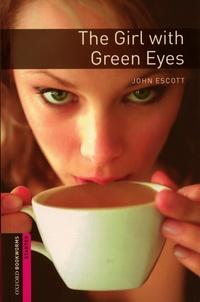 John Escott - The Girl with Green Eyes. 1 CD audio
