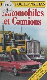 John Fletcher et Wolfgang Metzger - Automobiles et camions.