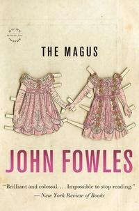 John Fowles - The Magus.