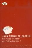 John-Franklin Bardin - .