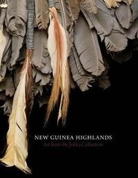 John Friede - New Guinea highlands - Art from the Jolika collection.