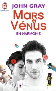 Deedr.fr Mars et Vénus en harmonie - Combattez le stress, évitez les disputeset retrouver l'amour Image