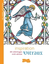 John Green - Inspiration vitraux - 50 coloriages anti-stress.
