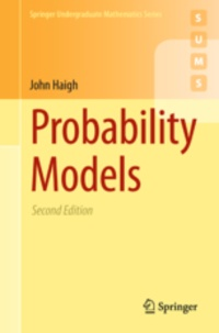 John Haigh - Probability Models.