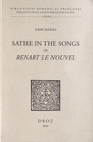 John Haines - Satire in the songs of Renart le nouvel.