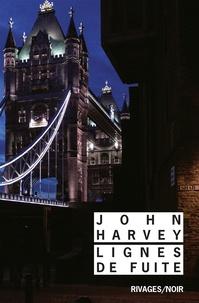 John Harvey - Lignes de fuite.