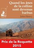 John Henry - Quand les ânes de la colline sont devenus barbus - Un roman d'aventures déroutant entre Belgique et Afghanistan.