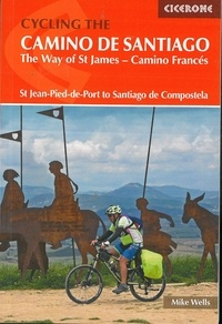 John Higginson - Cycling the Camino de Santiago - The Way of St James - Camino Frances.