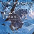 John Howe - Calendrier Game of Thrones - Le Trône de Fer.