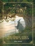 John Howe - Un voyageur en Terre du milieu - Mon carnet de croquis de Cul-de-sac au Mordor.
