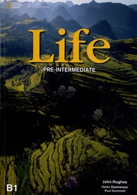 John Hughes - Life Pre-Intermediate B1. 1 DVD