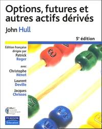 John Hull - Options, futures et autres actifs dérivés Pack en 2 volumes : L'ouvrage et les corrigés d'exercices. 1 Cédérom