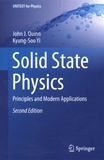 John-J Quinn et Kyung-Soo Yi - Solid State Physics - Principles and Modern Applications.