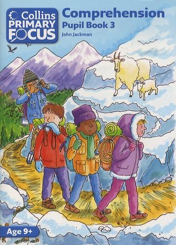 John Jackman - Comprehension - Pupil Book 3.