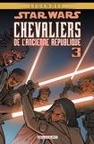 John Jackson Miller et Dustin Weaver - Star Wars Chevaliers de l'ancienne République Tome 3 : Au coeur de la peur.