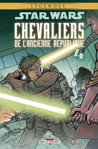 John Jackson Miller et Bong Dazo - Star Wars Chevaliers de l'ancienne République Tome 4 : .