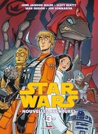 John Jackson Miller et Scott Beatty - Star Wars - Nouvelles Aventures Tome 3 : .