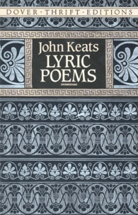 John Keats - Lyric Poems.
