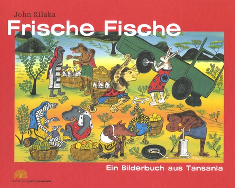 John Kilaka - Frische Fische.