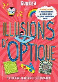 John Kirkwood - Les illusions d'optique - Avec 13 pièces en carton.