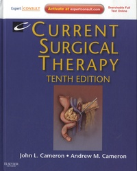 John L. Cameron et Andrew M. Cameron - Current Surgical Therapy.